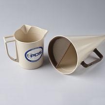 Marsh Funnel, Viscosity Cup