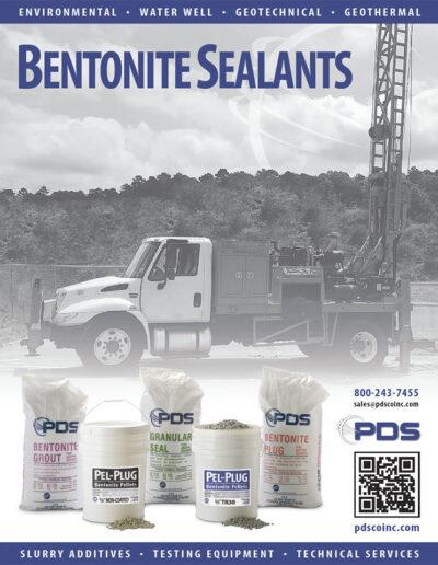 Bentonite Sealants