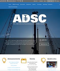 American Drilling website