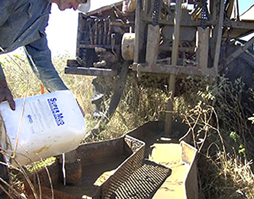 Super Mud Treatment
