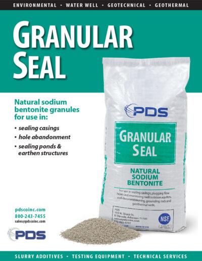 Granular Seal