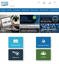 NGWA website