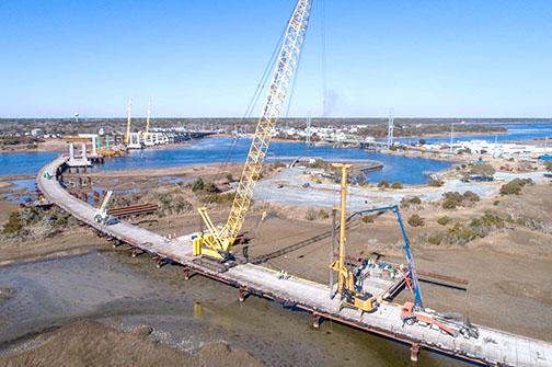 Surf City Bridge Project